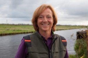Inga Tessel boswachter staatsbosbeheer rondleiding vuurtoreneiland