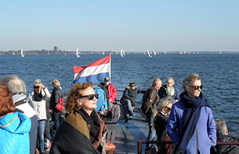 beurtvaart 2018 over markermeer en gooimeer