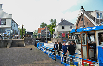 halte sluisje ijbuurtveer amsterdam rondvaart