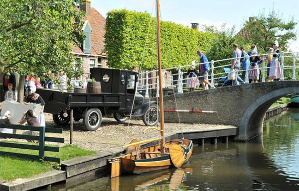 IJ-Buurtveer Amsterdam rondvaart IJ