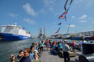 havenfestival ijmuiden boottocht amsterdam