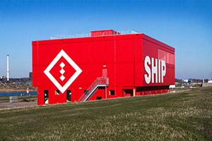bezoek SHIP museum IJmuiden met boot